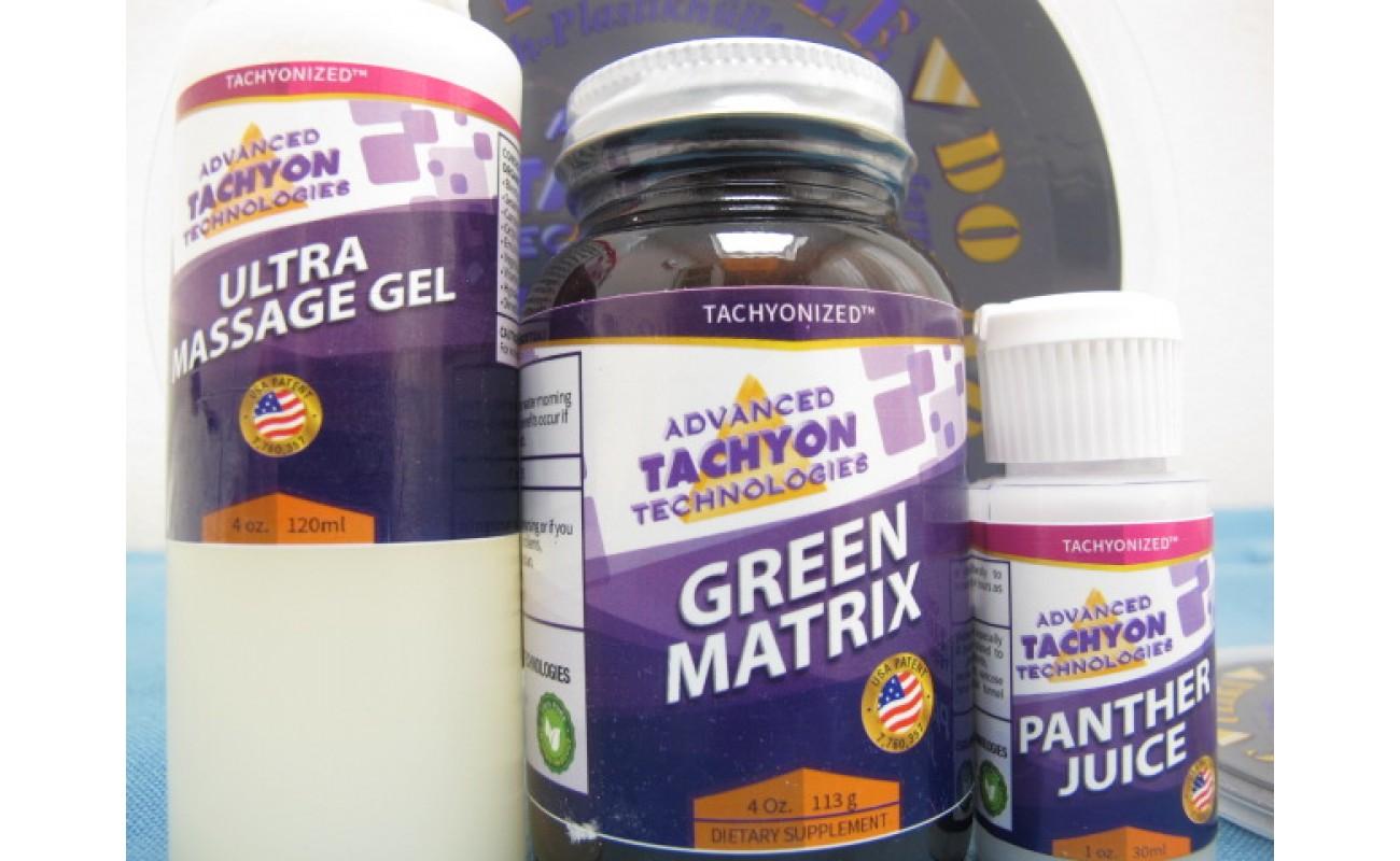 Tachyon producten Advanced Tachyon Technologies